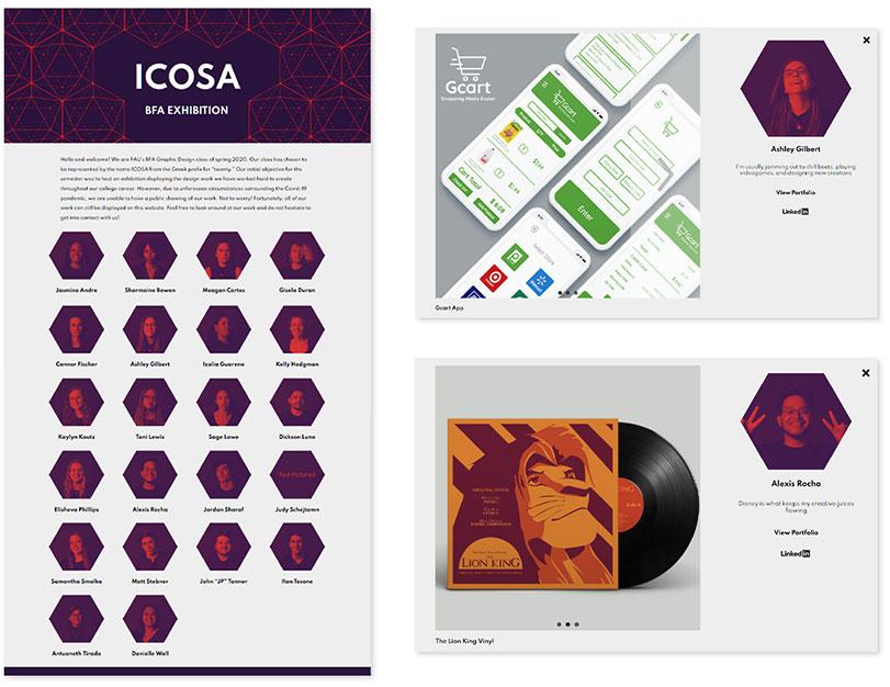 ICOSA Online Exhibition